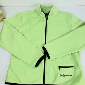 Gear for Sports Womens Zip Jacket Family Circle M